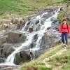 Cumbria Way Waterfall