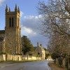 Broadway Church On The Cotswold Way