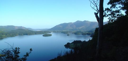 Derwentwater - Walking in the Lake District