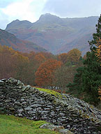 langdales from the brathay