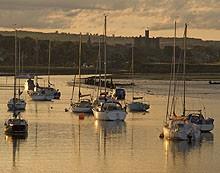 Northumberland Coast Alnmouth Estuary