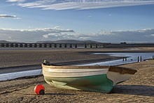 arnside at the end of the Westmorland Way