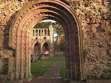 dryborough abbey
