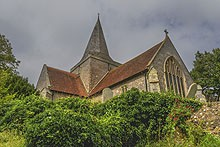 St Andrews Church Alfriston