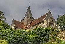 St Andrews Church Alfriston