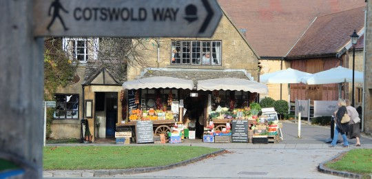 Broadway on the Cotswold Way