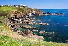 Lizard Point - the most southerly point of the SWCP