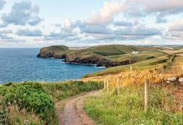 Trevan Point on the North Cornwall Coast